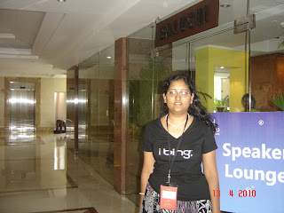 hima-vejella-with-pinaldave-at-techedindia-2010