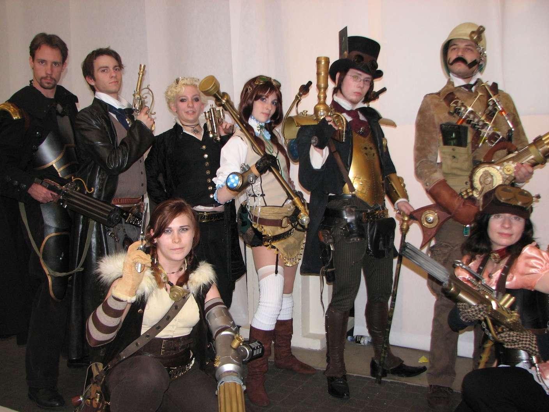 cosplay!!!!!!!! - Página 2 Steampunk