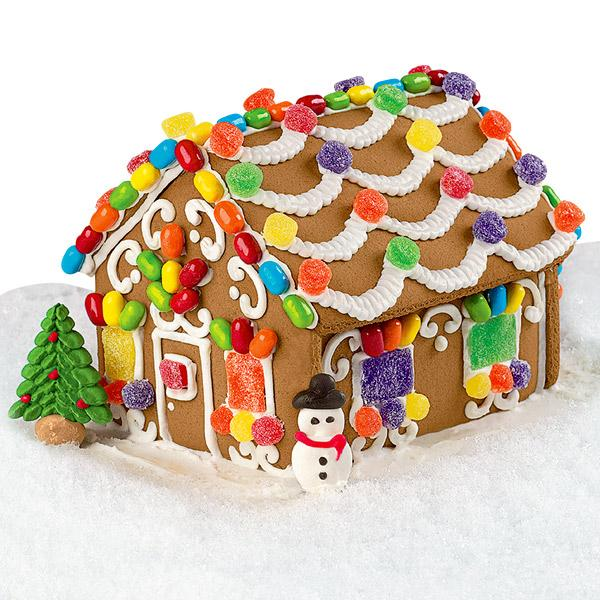 Sweet Shop Gingerbread House Contest At The Sweet Shop