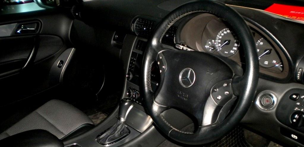 Mercedes Benz C180k. Mercedes Benz C180K