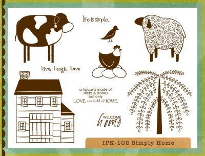 Featured Ippity Stamp Kit