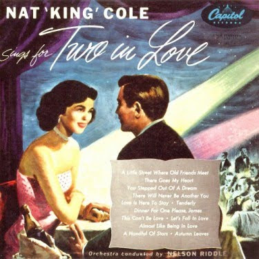 NAT KING COLE - SINGS FOR TWO IN LOVE