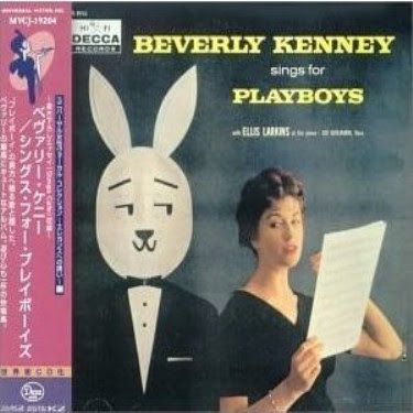 BEVERLY KENNEY - SINGS FOR   PLAYBOYS