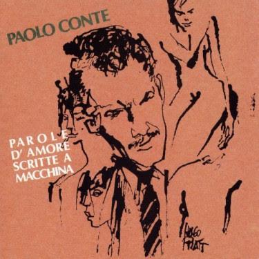 PAOLO CONTE - PAROLE DE AMORE ESCRITI A MACHINA
