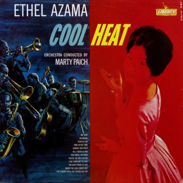 ETHEL AZAMA - COOL HEAT