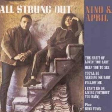 APRIL STEVENS - NINO TEMPO - ALL STRUNG OUT