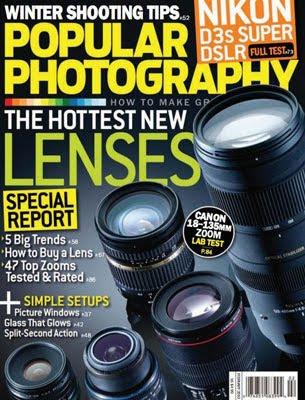 Popular Photography #2 (february 2010)