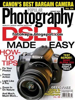 Popular Photography Nr.8 (august 2009 / USA)