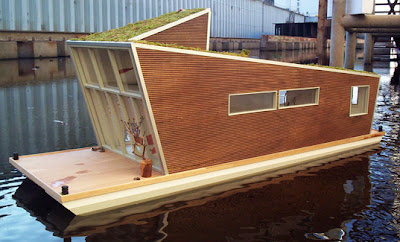 Original casa flotante