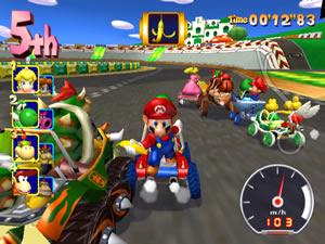 Mario Kart Double Dash PC Emulado Espa  Ol MEGA