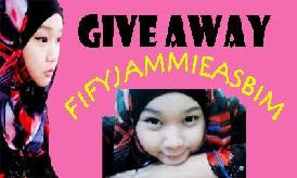 GIVE AWAY FIFYJAMMIEASBIM