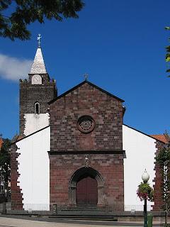 catedral de Madeira