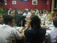 Jantar na Casa do Bacalhau