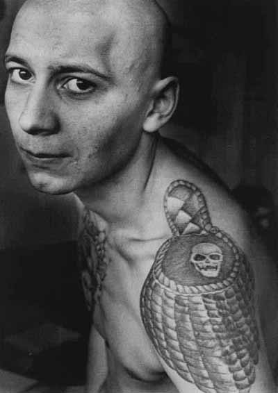 Very cool to find BoingBoing's feature on MIR, the Russian criminal tattoo