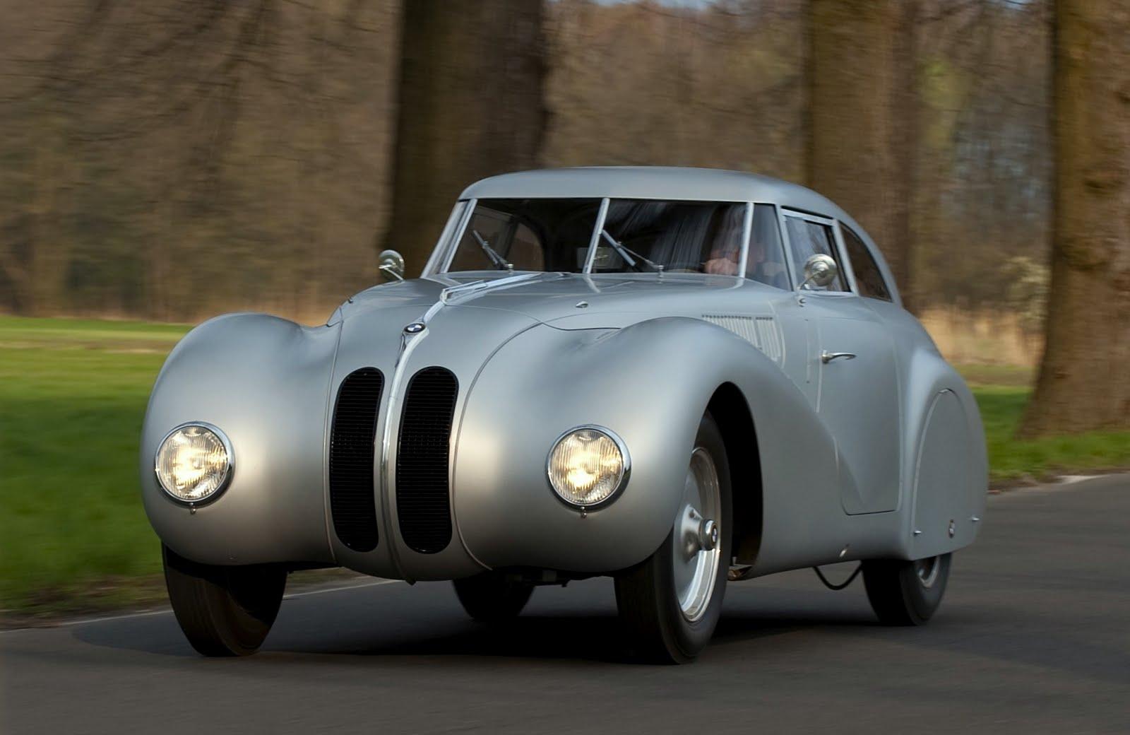 uautoknow.info - GenNews: BMW recreates classic 328 Kamm Coupé