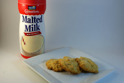 Vanilla Malted Cookies Recipe — Dishmaps