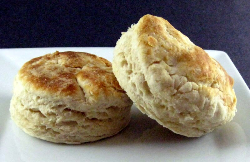 Biscuits From Hot Dog Buns