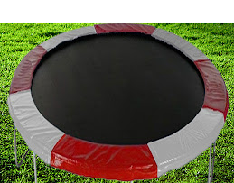 Trampoline pads