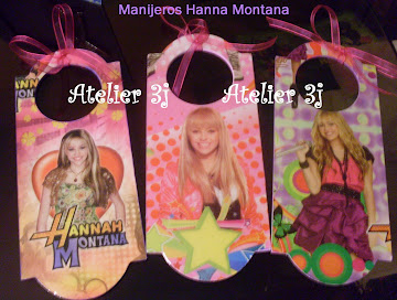 Sorpresas infantiles-cumpleaños Hanna Montana