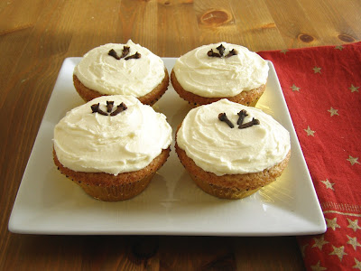 Hot Toddy Cupcakes