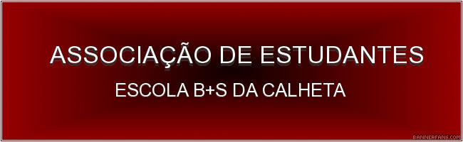 Associação de Estudantes da Escola B+S da Calheta