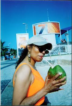 Sheila in Rio