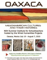 Oaxaca Summer Institute