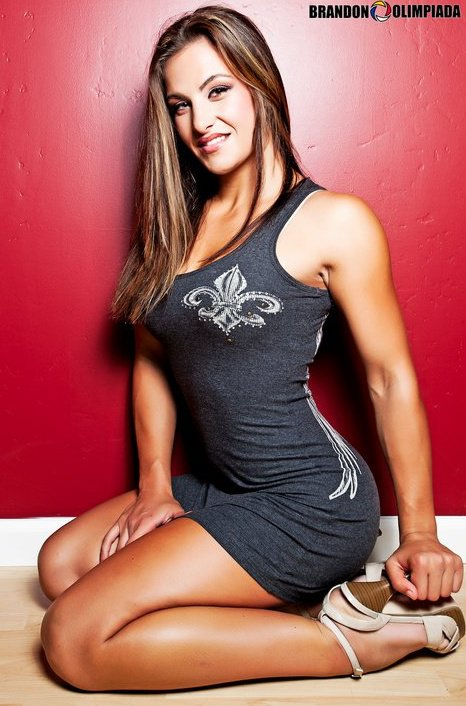 Miesha Tate MMA Fighter