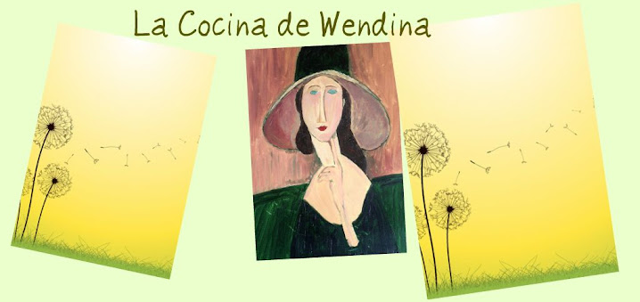 La cocina de Wendina