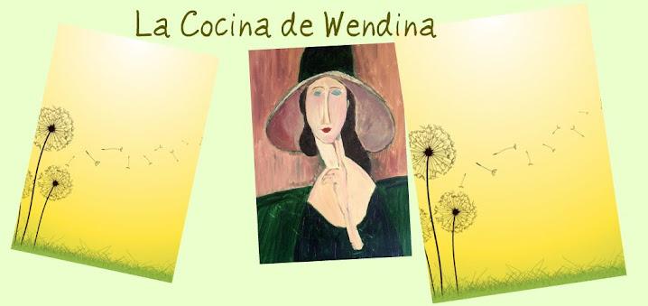 La cocina de Wendina