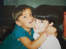 Tomas e Andre no Verinha 1992