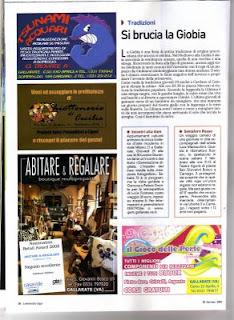 LOMBARDIA OGGI del 25/01/2009