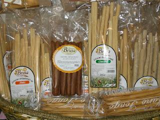 Grissini Piemontesi di Biella