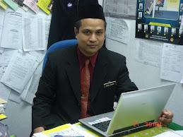 Pegawai Pendidikan Islam (M)