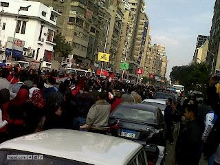 احداث ثورة يوم 25 يناير