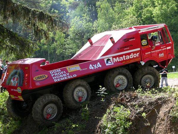 Tatra 8x8 Truck