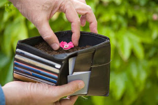 stay away from credit card debt