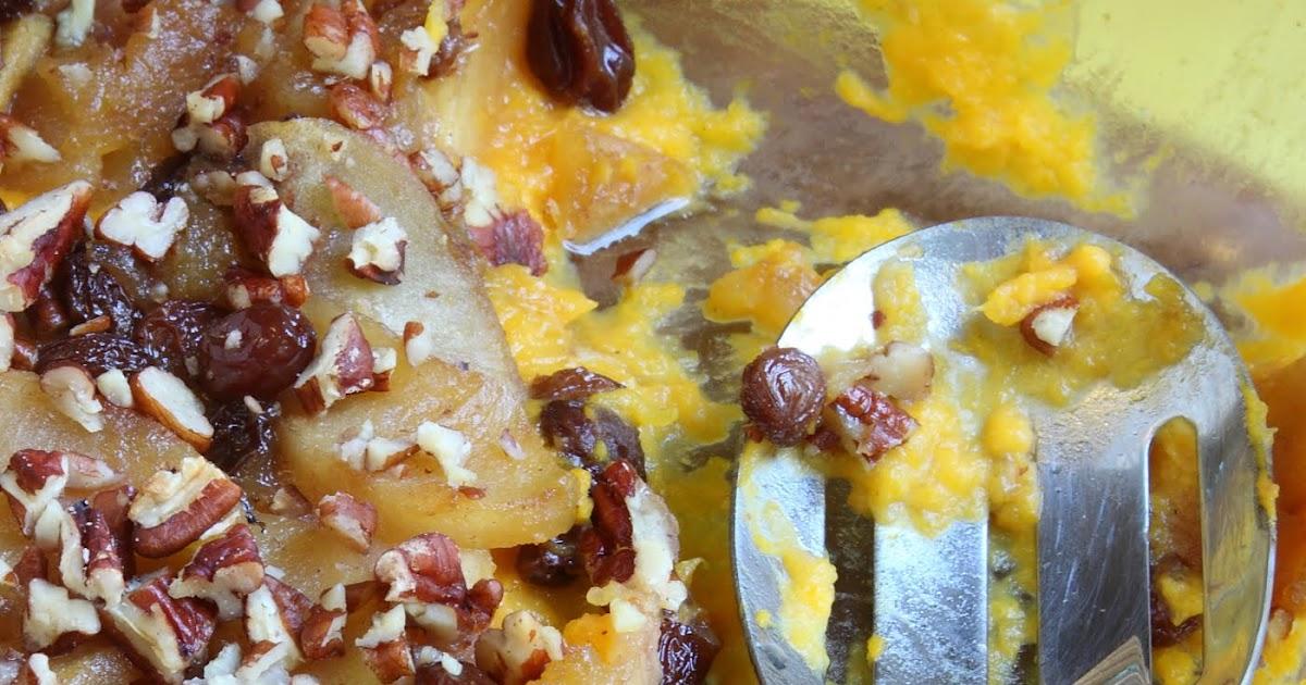 ShowFood Chef: Butternut Squash Casserole w/ Stewed Apples ...
