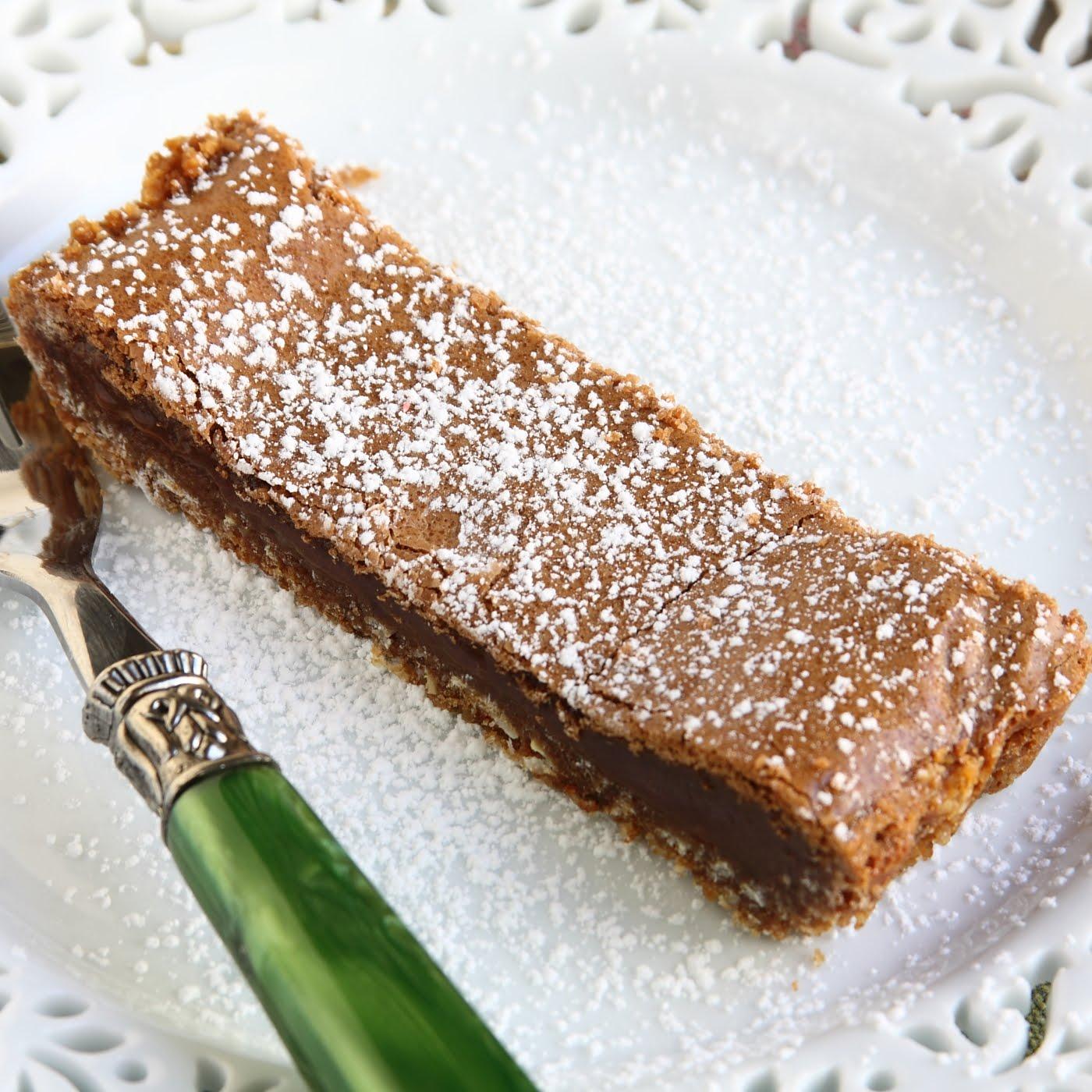 ShowFood Chef: Nutella Crack Pie - World Nutella Day