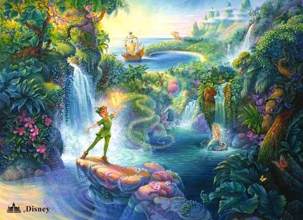 Cerita Dongeng Cinderella Cerita Dongeng Peterpan