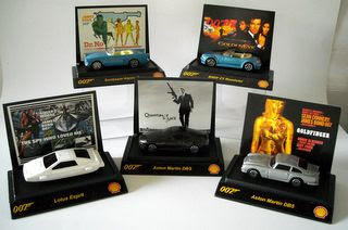 What Was The Last Thing You Got? Shell+james+bond+car+limited+edition
