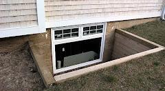 basement windows how to enlarge small basement windows