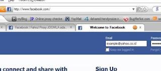 hanamaze,addons,firefox,buka facebook dalam satu browser,trik facebook