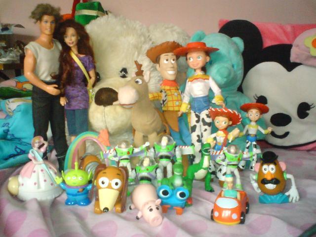 Juguetes De Toy Story - Imagui