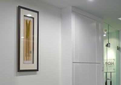 Zen Nature Frame art for Office