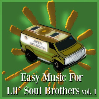 Jota Selecta: Easy Music For Lil' Soul Brothers vol. 1