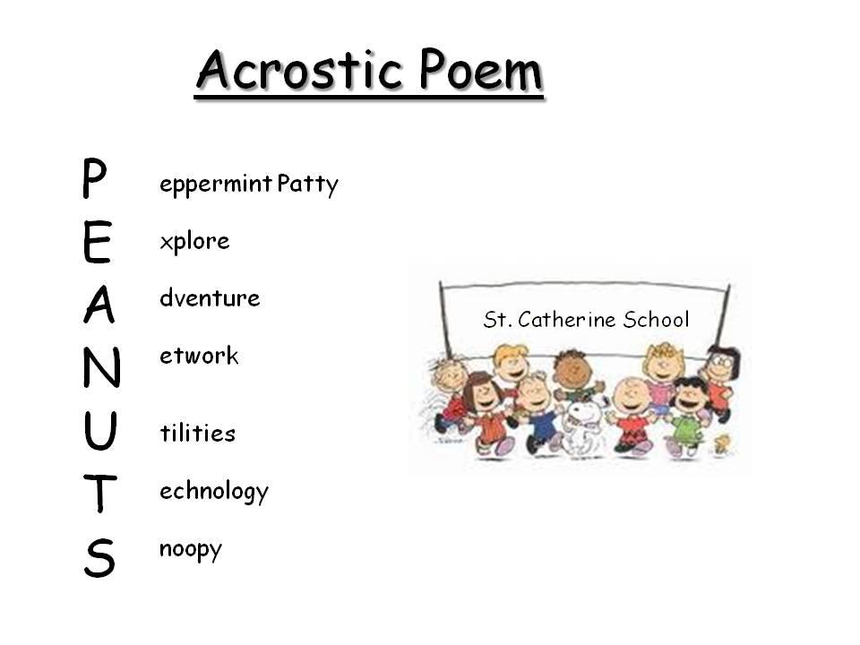 acrostic poem examples. acrostic poem examples.