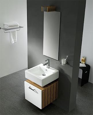 Mais solu es para banheiros pequenos cores da casa for Small bathroom ideas hdb
