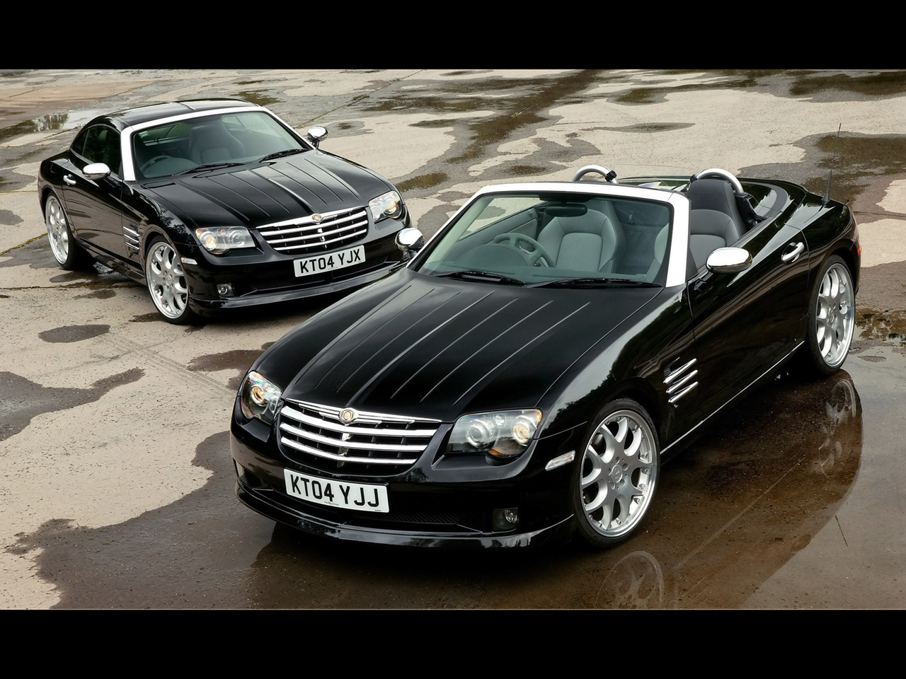 best car wallpaper chrysler crossfire car wallpaper. Black Bedroom Furniture Sets. Home Design Ideas