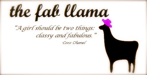 the fab llama